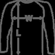 sweatshirt sizing